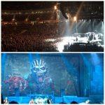 Es lebe die Konzertabwechslung: Iron Maiden versus R.L.Madison