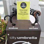 City- Regenschirme für alle Duisburger