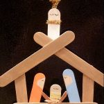 Was hat ein Eis am Stiel mit Weihnachten zu tun- ein in die Zukunft schauender Basteltipp