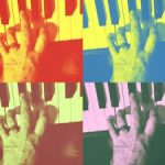 Klavierspielen- ein Versuch