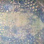 Gelli-Montag Nr. 5- Texturen für Fotos