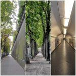 Paris jenseits der großen Tts (Paris im August Nr.3)