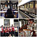 Kreuzfahrt mit der Eisenbahn