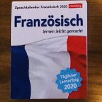"""Täglich ein bisschen """"vie française""""- Französischstunde Nr. 24"""