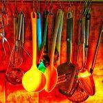 Aufgabe für große + kleine Küchenprofis
